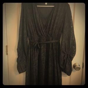 Maxi dress from Francesca's